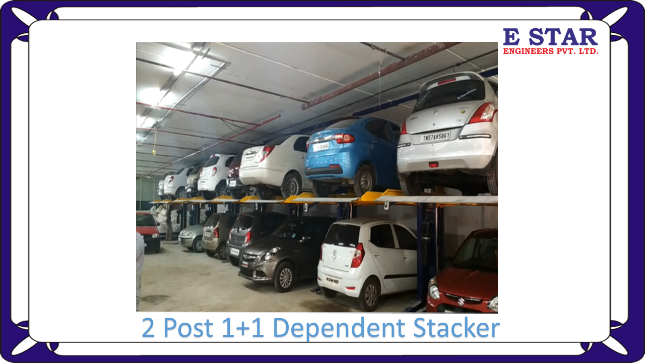 E STAR Engineers Private Limited  your Trusted Car Parking